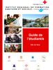 LIVRET ENTRANT GUIDE ETUDIANT NICE MOBILITE INTERNATIONALE